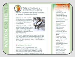 Watton Pentecostal Church, Christian Resource Centre online